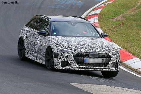 57 New Audi Rs6 2020 Photos