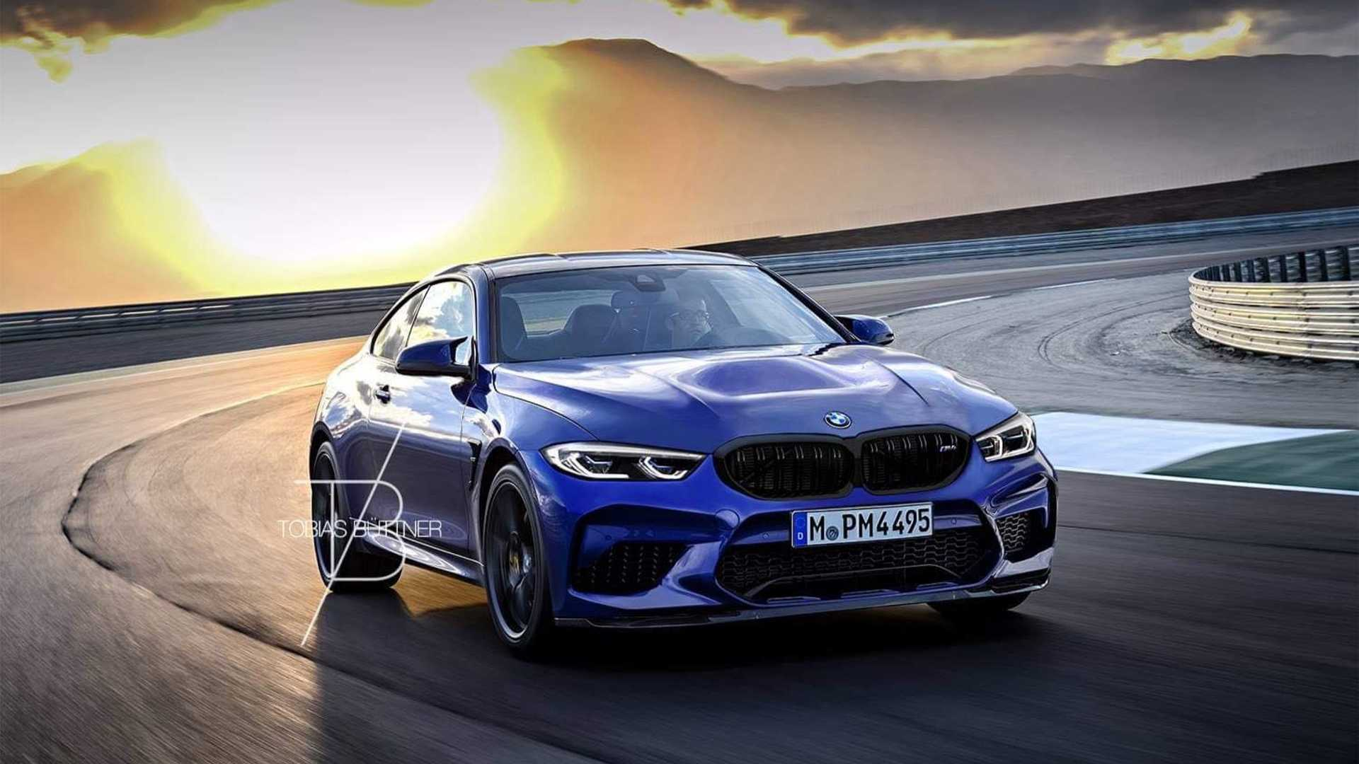 57 New BMW M4 2020 Redesign And Concept