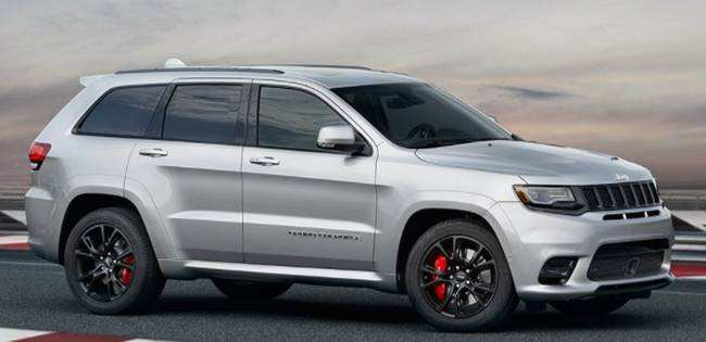 57 New Jeep Grand Cherokee Srt 2020 Review