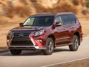 57 New Lexus Gx 460 Redesign 2020 Reviews