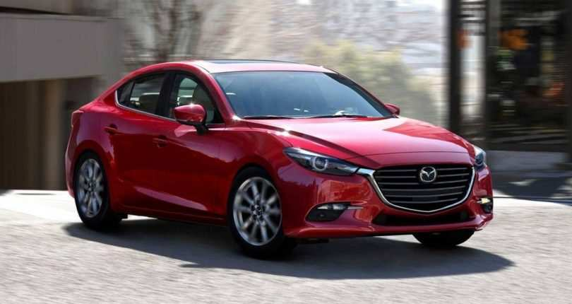 57 New Mazda 3 2019 Specs Spy Shoot
