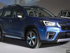 New Generation 2020 Subaru Forester