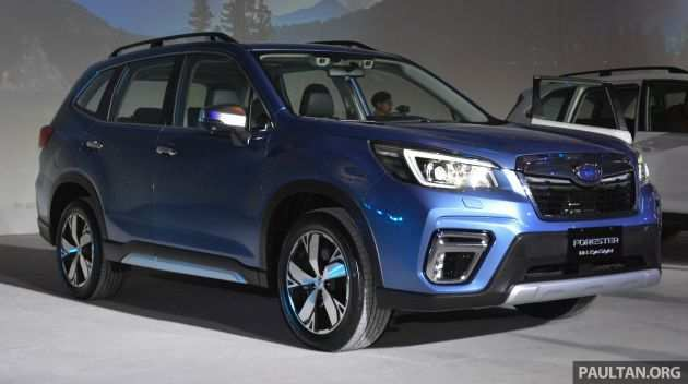 57 New New Generation 2020 Subaru Forester Price and Review
