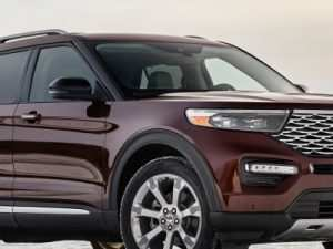 57 New Release Date Of 2020 Ford Explorer Configurations