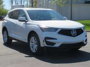 57 New When Will 2020 Acura Rdx Be Released Engine