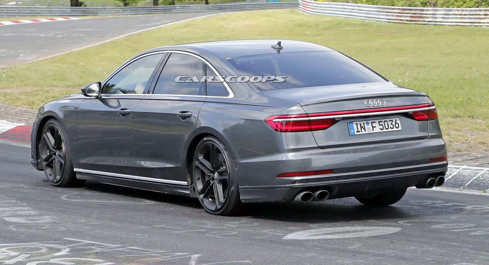57 The 2019 Audi S8 Configurations