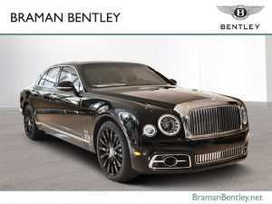 57 The 2019 Bentley Mulsanne For Sale Concept