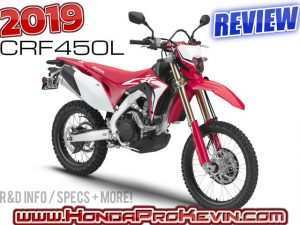 57 The 2019 Honda 450 Dual Sport First Drive