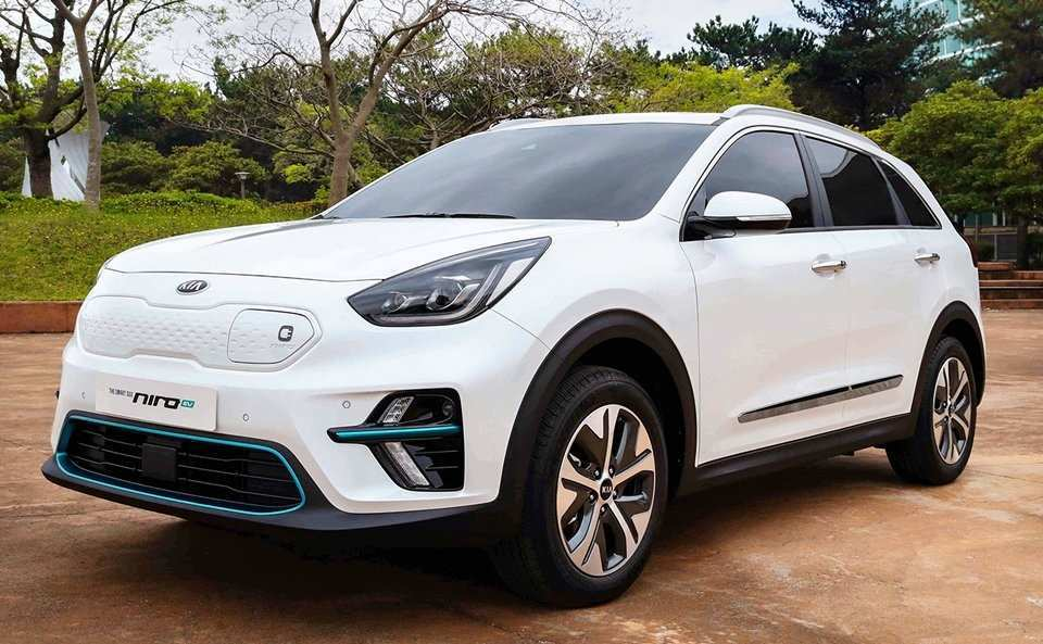 57 The 2019 Kia Niro Ev Release Date Speed Test