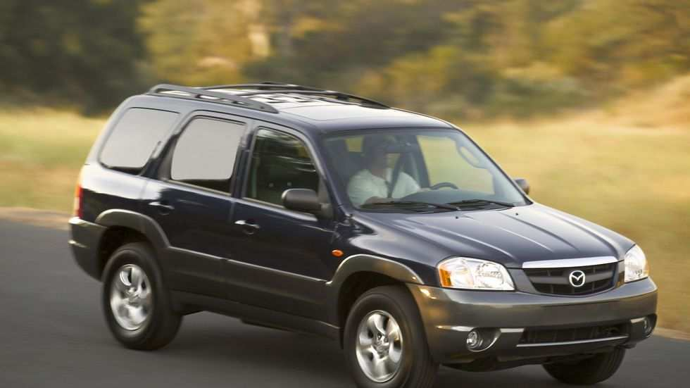 57 The 2019 Mazda Tribute History