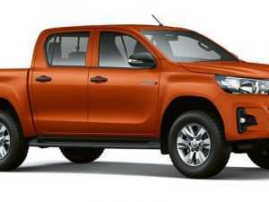 57 The 2019 Toyota Double Cab Redesign and Concept