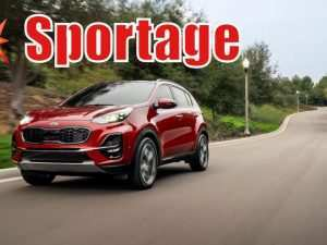 57 The 2020 Kia Sportage Release Date Exterior and Interior