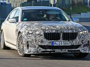 57 The Best 2019 Bmw B7 Prices