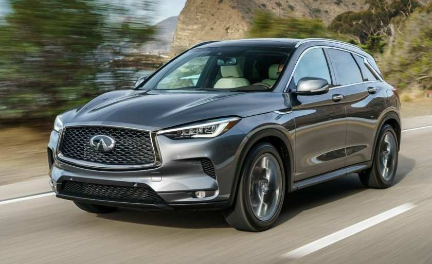 57 The Best 2019 Infiniti Qx50 Wiki Redesign And Concept