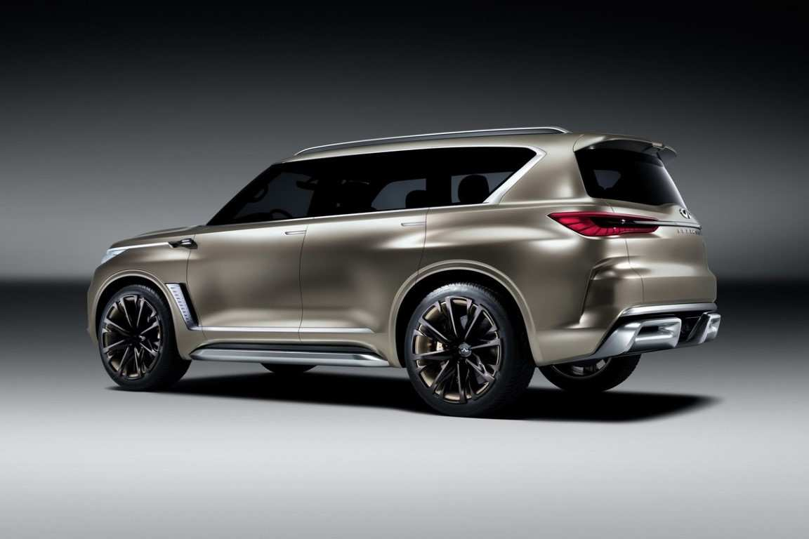 57 The Best 2019 Infiniti Qx80 Monograph Images