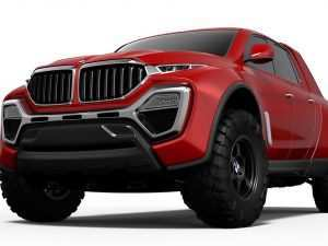 57 The Best 2020 Bmw Pickup Truck Redesign and Review