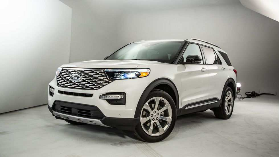 57 The Best 2020 Ford Explorer Price Design And Review