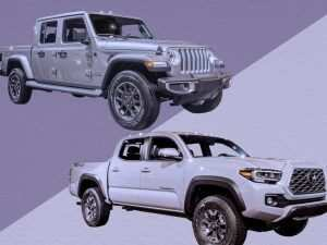 57 The Best 2020 Jeep Gladiator Vs Tacoma Configurations