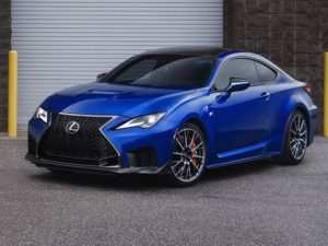 57 The Best 2020 Lexus Rc F Track Edition Price Picture