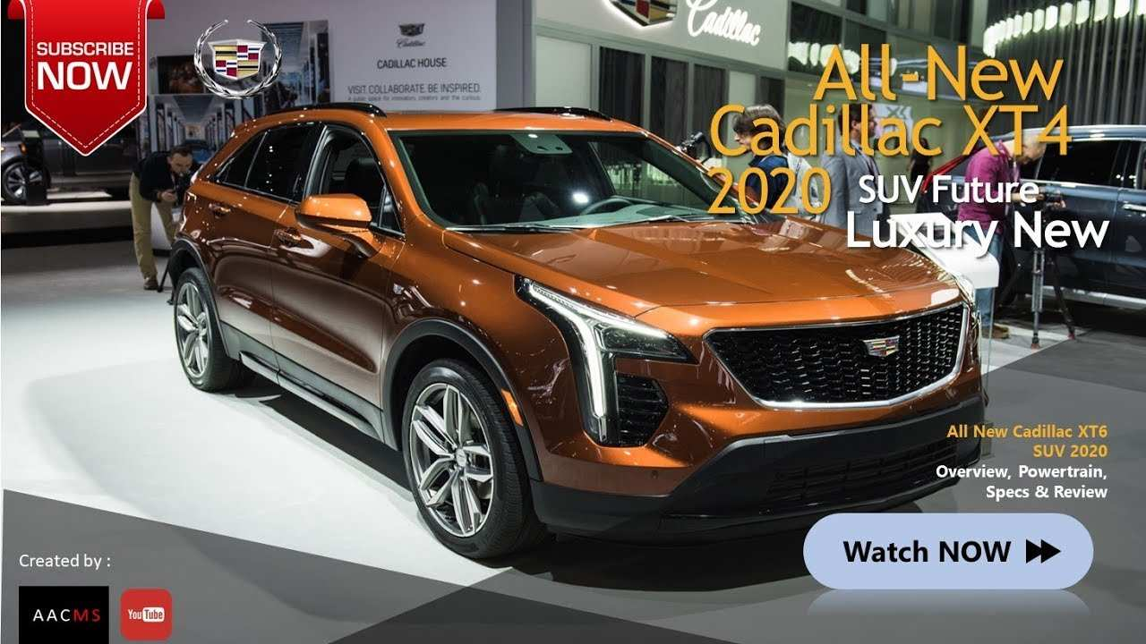 57 The Best Cadillac Xt4 2020 Photos
