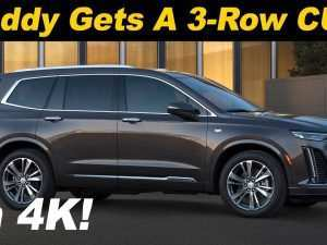 57 The Best Cadillac Xt6 2020 Youtube Pricing