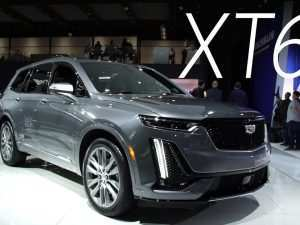 57 The Best Cadillac Xt6 2020 Youtube Release Date