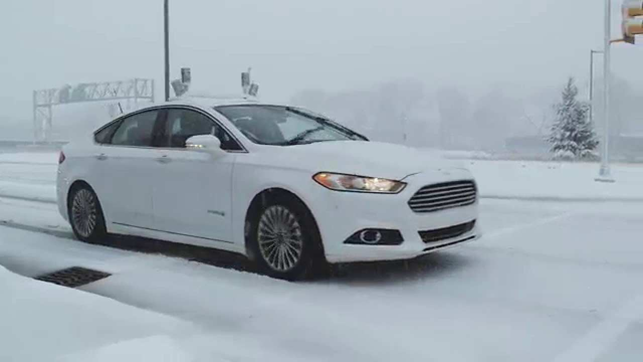 57 The Best Ford 2020 Driverless Performance And New Engine