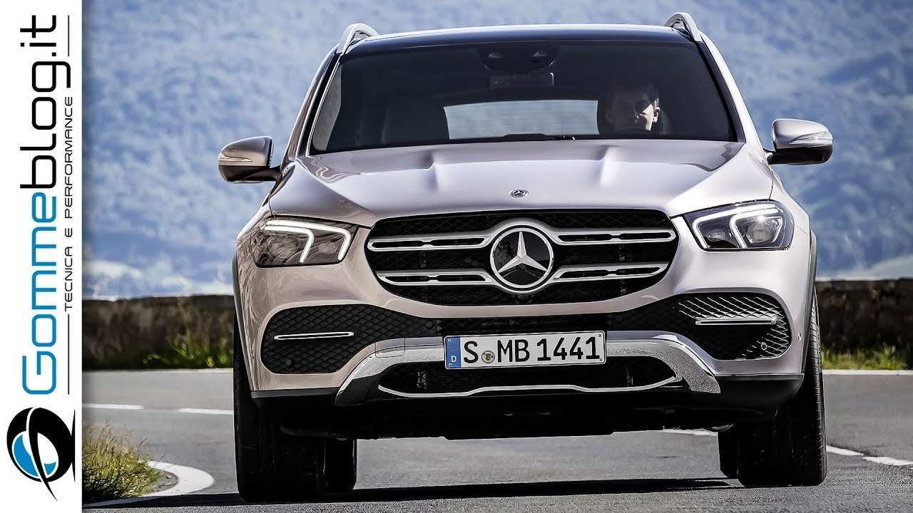 57 The Best Ml Mercedes 2019 Spy Shoot