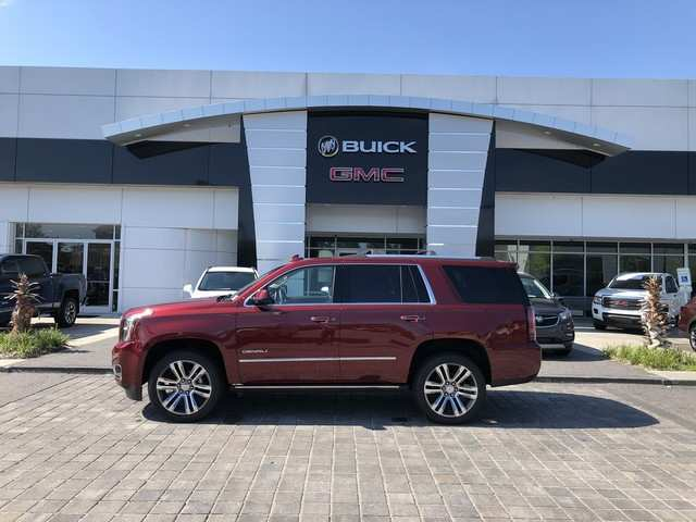 57 The Best New 2019 Gmc Yukon Redesign And Review