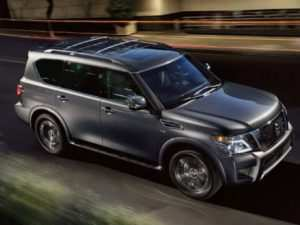 57 The Best Nissan Armada 2020 Specs and Review