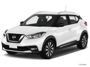 Nissan Kicks Awd 2020