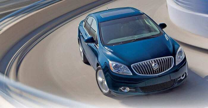 57 The Buick Verano 2020 Ratings
