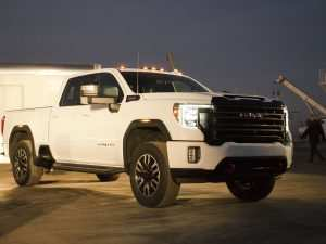 57 The Gmc At4 Hd 2020 Review and Release date