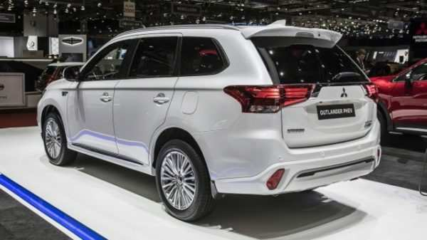 57 The Mitsubishi Outlander Gt 2020 New Concept