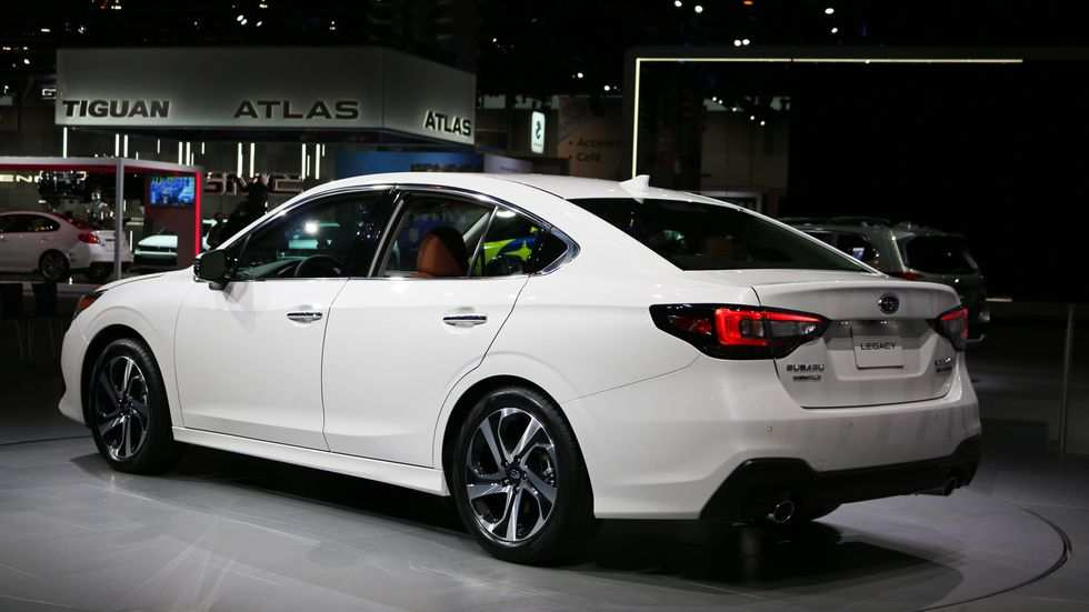 57 The Subaru Turbo 2020 Spy Shoot