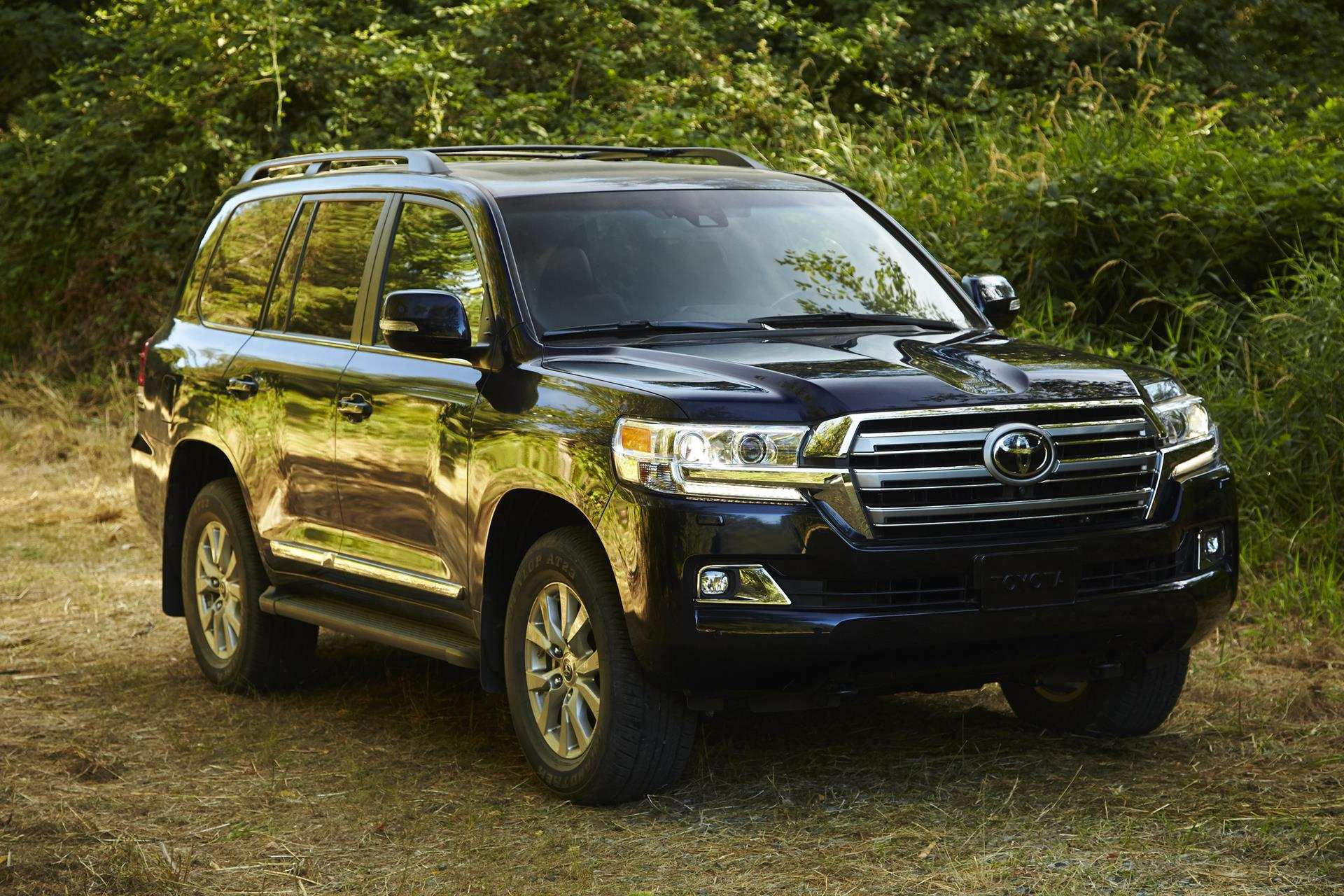57 The Toyota Land Cruiser Redesign 2020 Performance and New Engine
