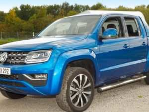 57 The Volkswagen Amarok V6 2020 Price and Release date