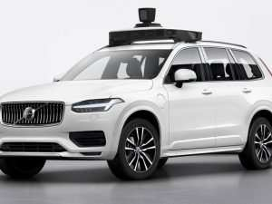 57 The Volvo V90 Facelift 2020 Images