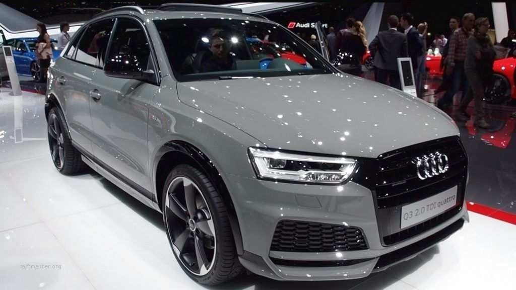 58 A 2019 Audi Q3 Usa Engine
