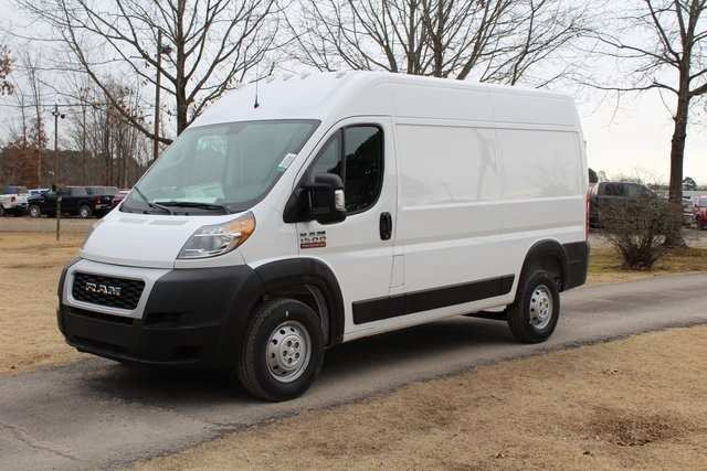 58 A 2019 Dodge Promaster Performance