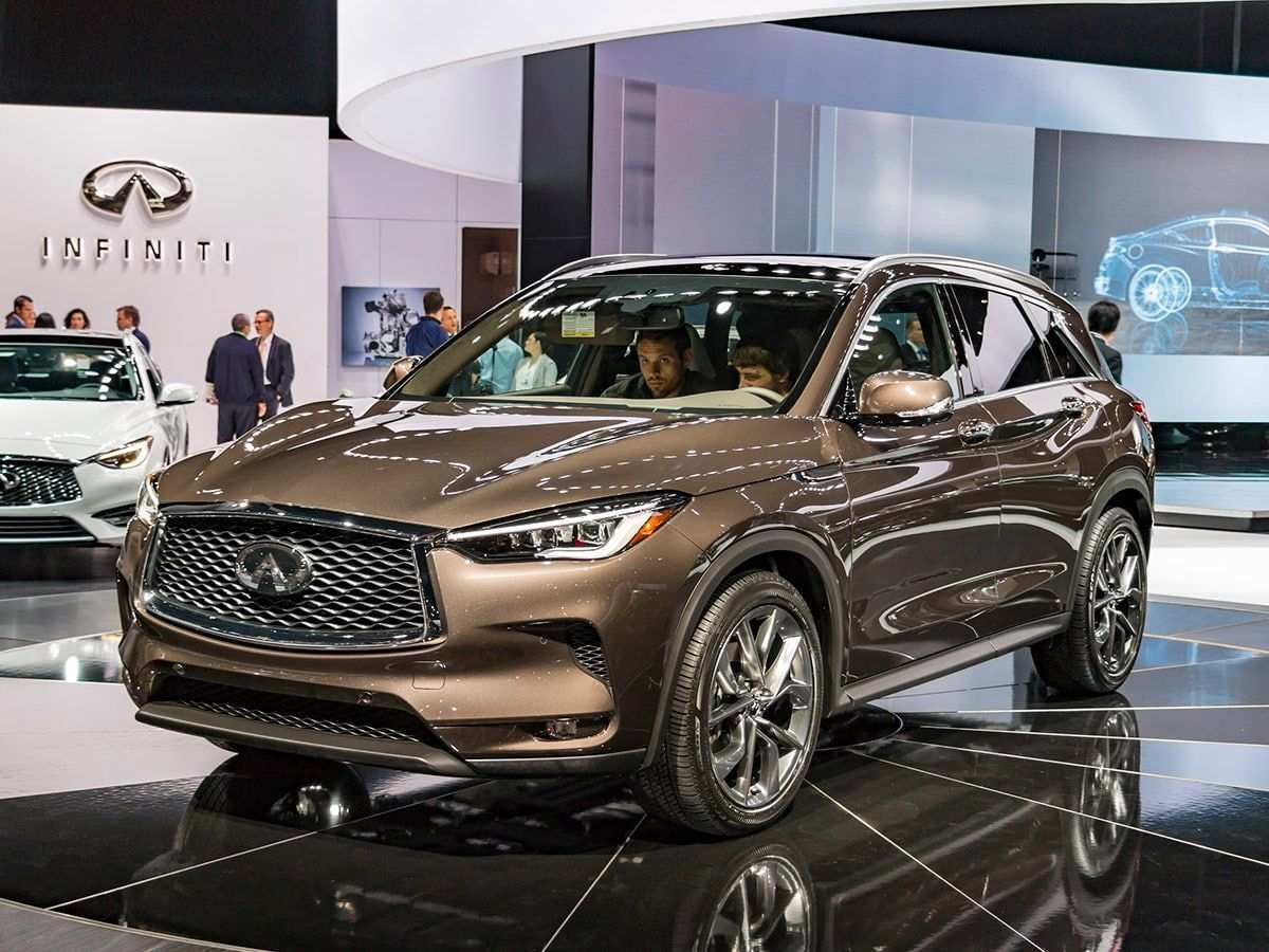 58 A 2019 Infiniti Qx50 Dimensions Price And Release Date