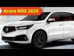 58 A 2020 Acura Mdx Release Date Concept and Review