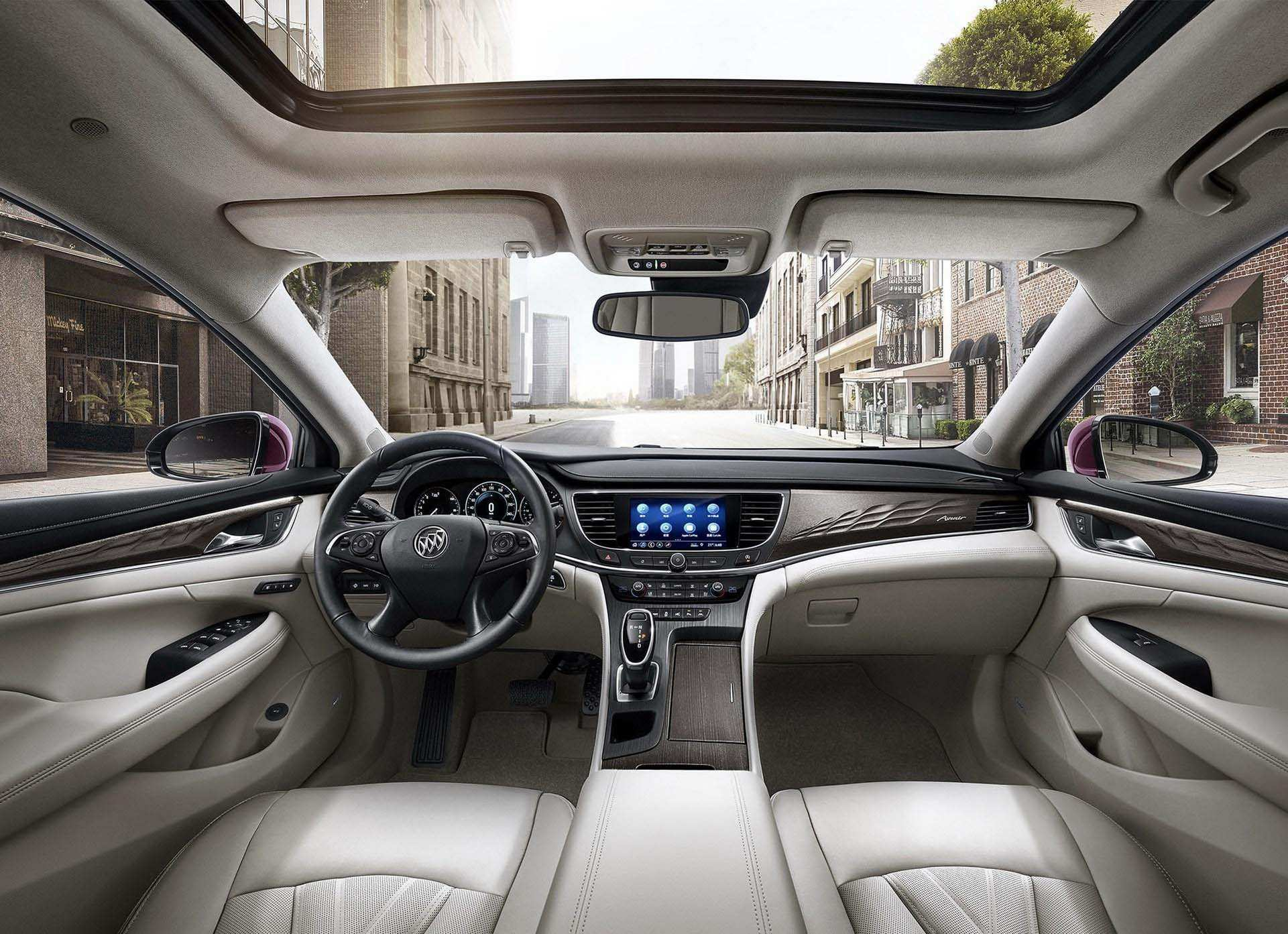 58 A 2020 Buick Lacrosse China Reviews