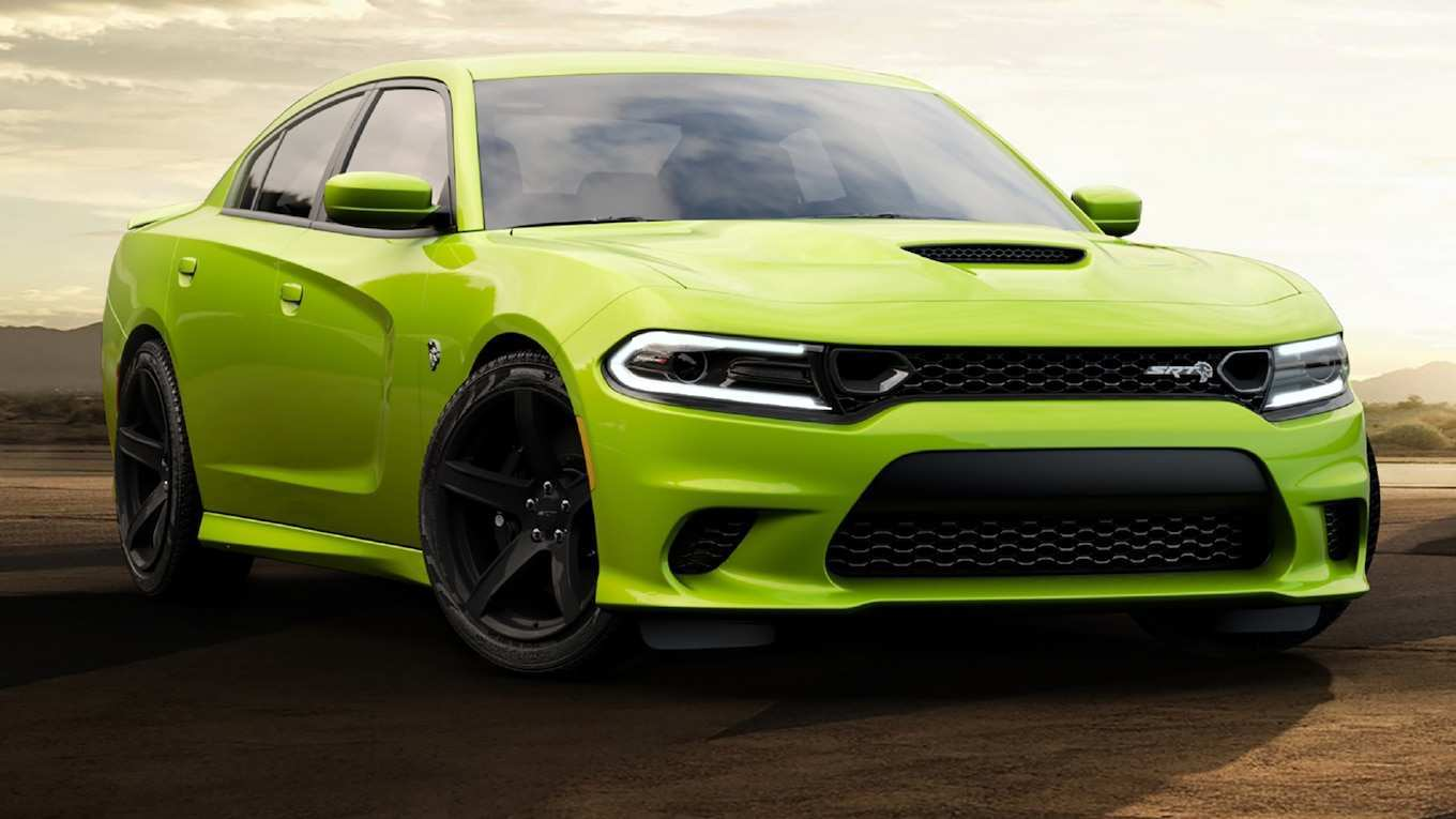 58 A 2020 Dodge Charger Engine Overview