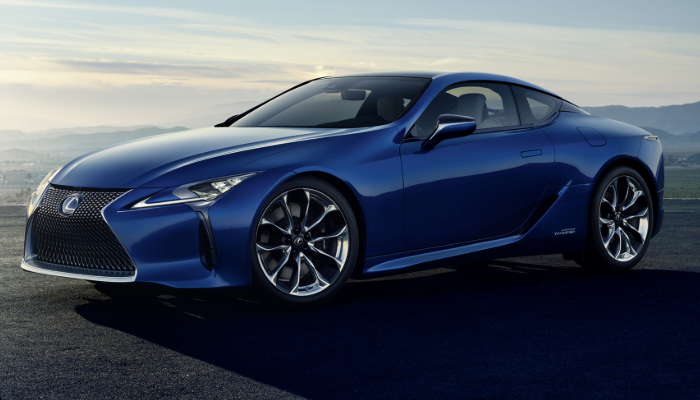 58 A 2020 Lexus Lc Wallpaper