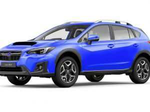 58 A 2020 Subaru Crosstrek Turbo Specs