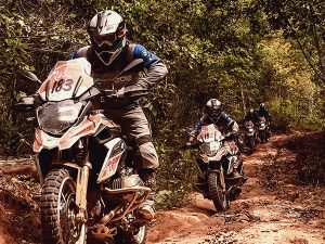 BMW Gs Trophy Qualifier 2020