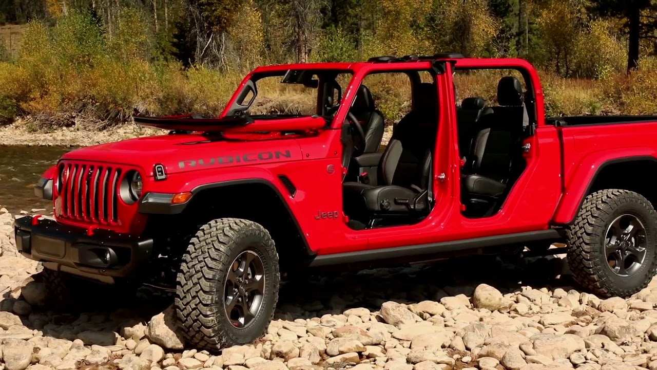 58 A Jeep Truck 2020 Towing Capacity Style