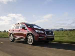 58 A Subaru Ascent 2020 Updates Configurations