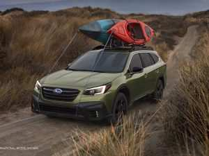 58 A Subaru Usa 2020 Outback Price and Review